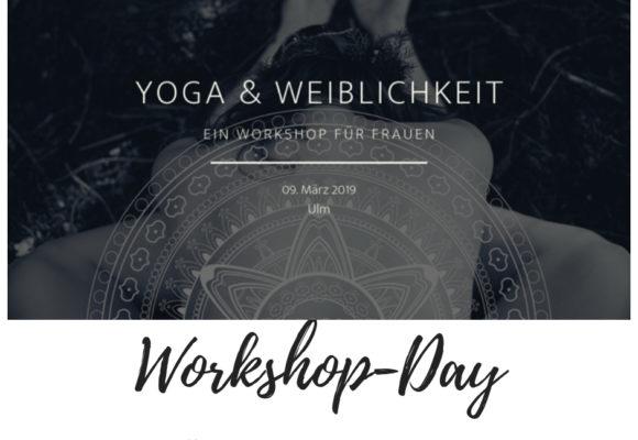 Yoga Day in Ulm Samstag 9. März 2019